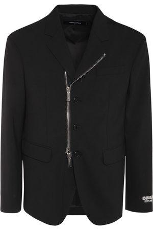 """Dsquared2 Herren Blazer & Sakkos - Stretch-blazer Aus Cool Wool """"ceresio 9"""""""