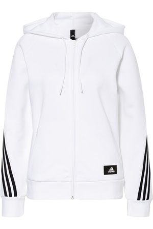 adidas Damen Sweatjacken - Sweatjacke Sportswear Future Icons weiss
