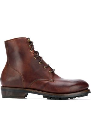 Ajmone Ankle lace-up boots