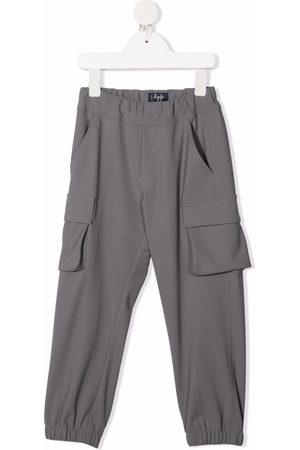 Il gufo Cargohosen - Elasticated cargo trousers
