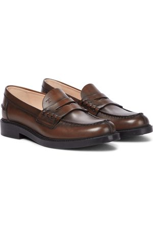Tod's Loafers Classic aus Leder