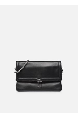 Zadig & Voltaire Rock Novel Grained Leather by