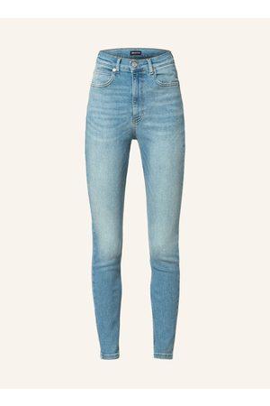 WHISTLES Skinny Jeans blau