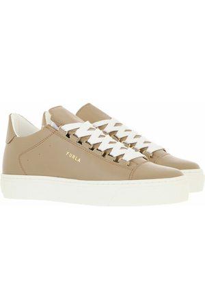 Furla Turnschuhe Hikaia Low Lace-Up Sneaker T. 20 - Vitello Soft - in - Sneakers für Damen