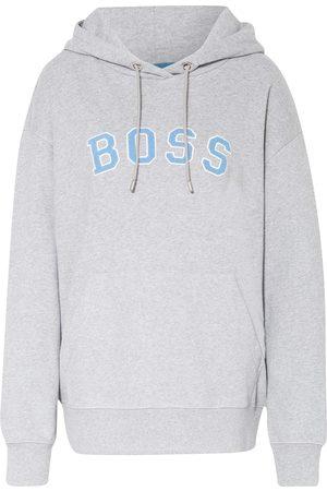 Boss Hoodie C_Eando silber
