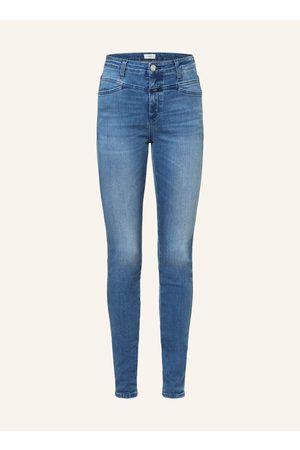 Closed Damen Skinny - Jeans Skinny Pusher