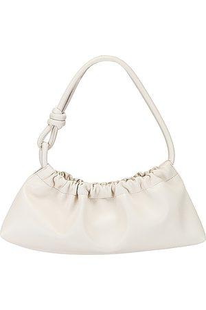 Nanushka Valerie Bag in - Cream. Size all.