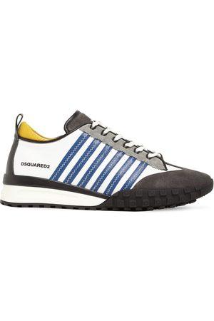 """DSQUARED2 Hohe Sneakers Aus Leder """"legend 551 Mix"""""""