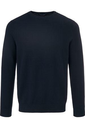Louis Sayn Rundhals-Pullover aus 100% Baumwolle Pima Cotton
