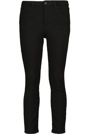 3x1 Damen High Waisted - Skinny Jeans W3 Channel Seam