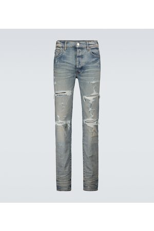 AMIRI Distressed Jeans Thrasher Plus