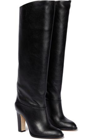 Paris Texas Stiefel Kiki aus Leder