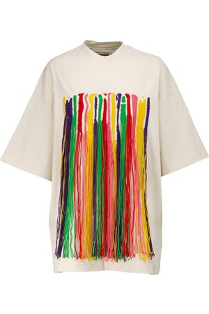 Palm Angels X Missoni T-Shirt aus Baumwolle