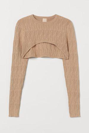 H&M Bolero-Shirt