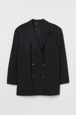 H&M + Oversized Blazer