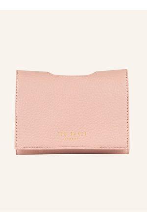 Ted Baker Damen Geldbörsen & Etuis - Geldbörse Baran pink