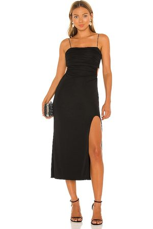 Cinq a Sept Mariah Midi Dress in - . Size 0 (also in 00, 4, 6, 8).