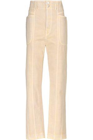 Isabel Marant, Étoile High-Rise Straight Jeans Tess