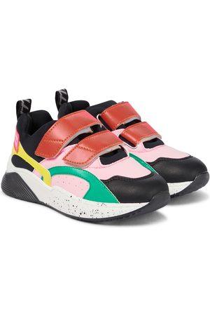 Stella McCartney Kids Mädchen Sneakers - Sneakers aus Lederimitat