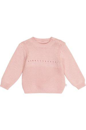 Stella McCartney Kids Baby Pullover aus Baumwolle und Wolle