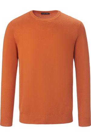 Louis Sayn Herren Pullover - Rundhals-Pullover aus 100% Baumwolle Pima Cotton