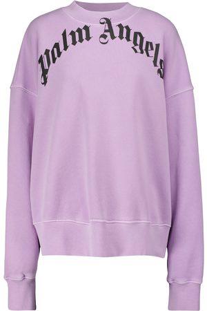 Palm Angels Sweatshirt aus Baumwolle