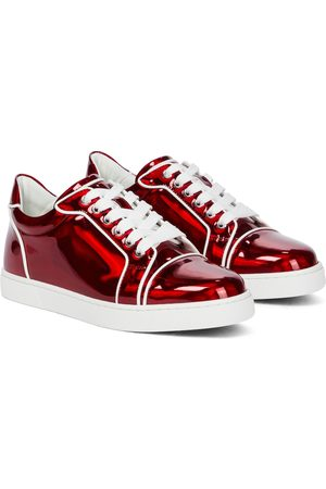 Christian Louboutin Sneakers Viera Orlato aus Lackleder