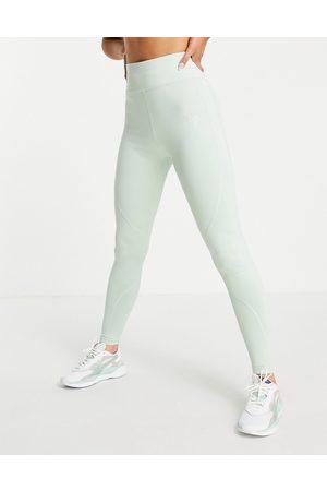 Pink Soda Rezi sports leggings in mint-Green