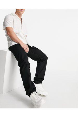 ASOS No fade black dad jeans
