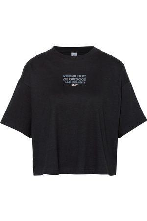 Reebok Oversized-Shirt Classics Camp Graphic