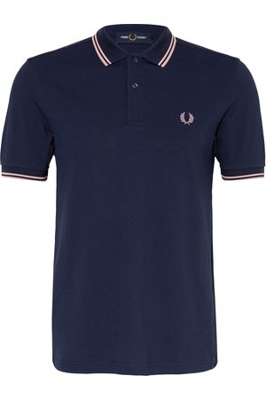 Fred Perry Herren Poloshirts - Piqué-Poloshirt blau