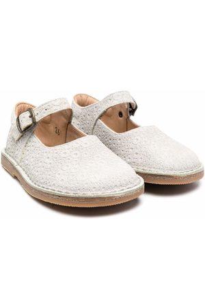 PèPè Mädchen Ballerinas - Buckled ballerina shoes