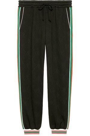 Gucci Herren Jogginghosen - GG jacquard track pants