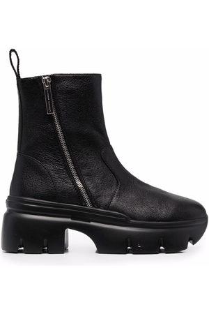 Giuseppe Zanotti Apocalypse Zip chunky-sole ankle boots