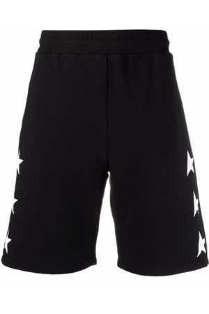 Golden Goose Star-print shorts