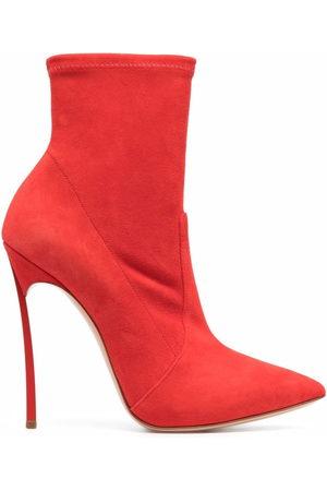 Casadei Blade stiletto boots