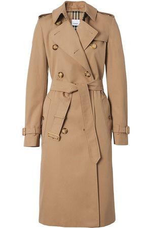Burberry Damen Trenchcoats - Belted gabardine trench coat