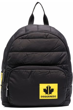 Dsquared2 Logo-patch padded backpack
