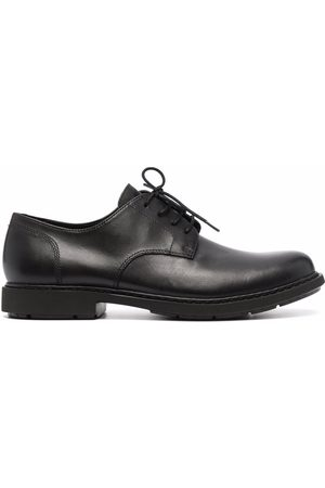 Camper Neuman leather Derby shoes