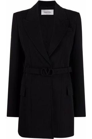 VALENTINO Damen Blazer & Sakkos - VLogo Signature wool jacket