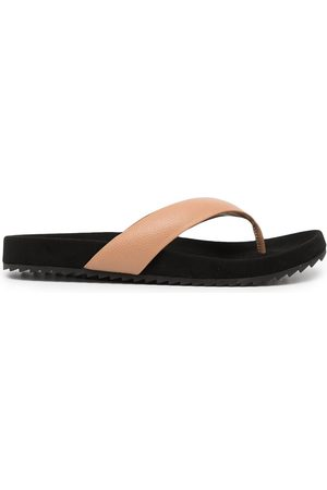 SENSO Logo-print open-toe sandals