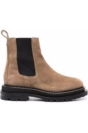 Sandro Damen Stiefeletten - Noha Chelsea boots