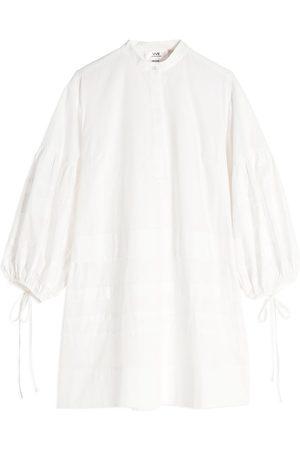 Victoria Victoria Beckham Panelled shift dress
