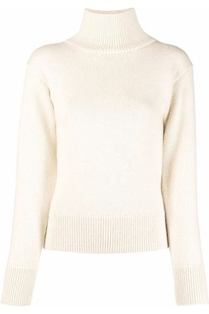 Jil Sander High-neck wool jumper
