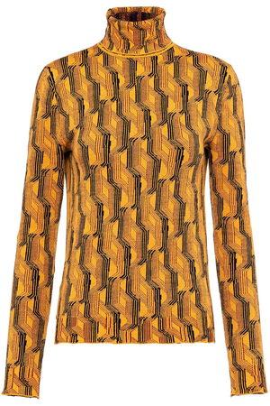 Prada Superfine wool jacquard jumper