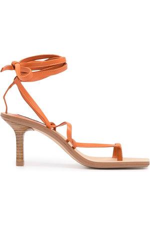 SENSO Mina kid leather sandals