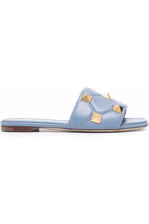 VALENTINO GARAVANI Damen Sandalen - Roman Stud flat sandals