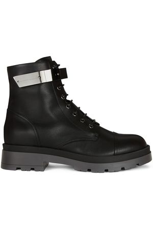 Giuseppe Zanotti Herren Stiefel - Ruger lace-up boots