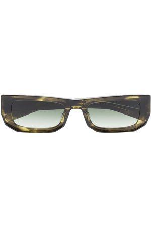 FLATLIST Bricktop rectangular sunglasses