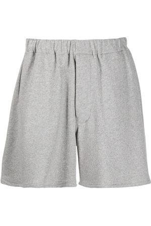 Mackintosh Straight-leg track shorts